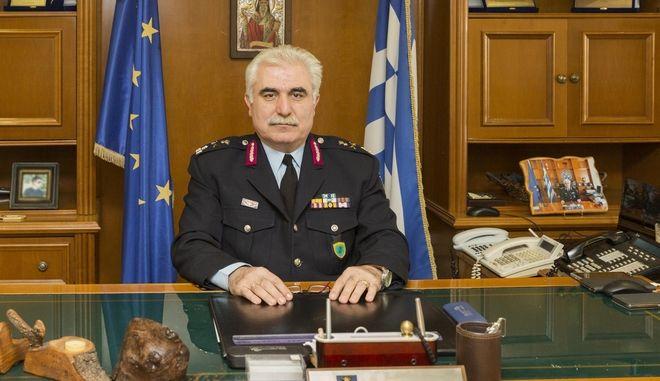 Ο νέος αρχηγός της ΕΛΑΣ Άρης Ανδρικόπουλος