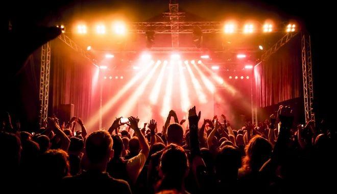 Συναυλία. Φωτογραφία Αρχείου
