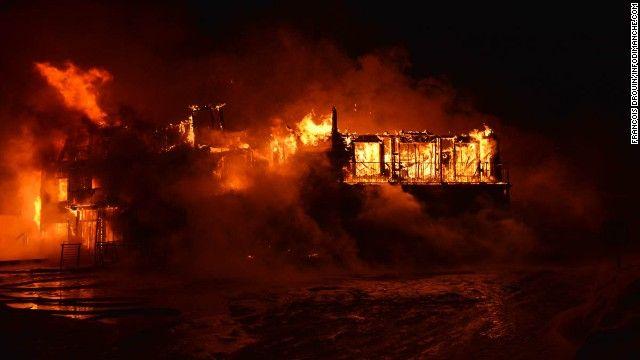 Τραγωδία από πυρκαγιά σε οίκο ευγηρίας στο Κεμπέκ