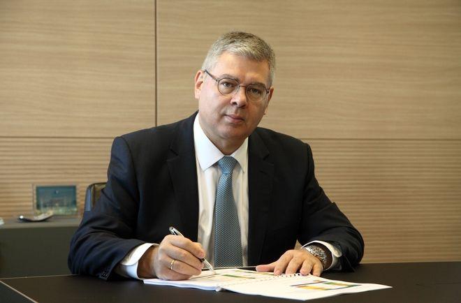 Ο Διευθύνων Σύμβουλος της ΕΛΛΗΝΙΚΑ ΠΕΤΡΕΛΑΙΑ, κ. Ανδρέας Σιάμισιης