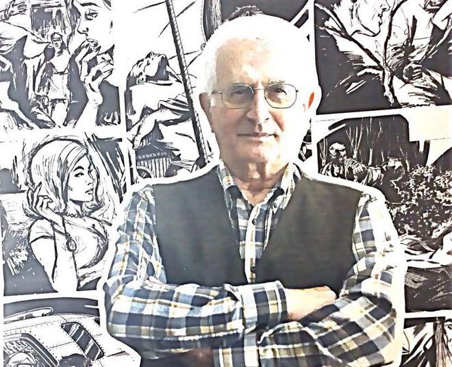 Τζίμμυ Κορίνης: Ένα γουέστερν(!) για τη Μακεδονία από τον ζωντανό θρύλο του νουάρ
