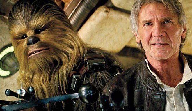 Το 'Star Wars: The Force Awakens' έσπασε τα ταμεία στην πρεμιέρα του