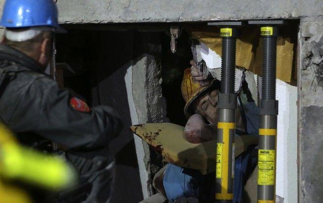 Σεισμός στην Αλβανία: Απεγκλωβισμοί ατόμων