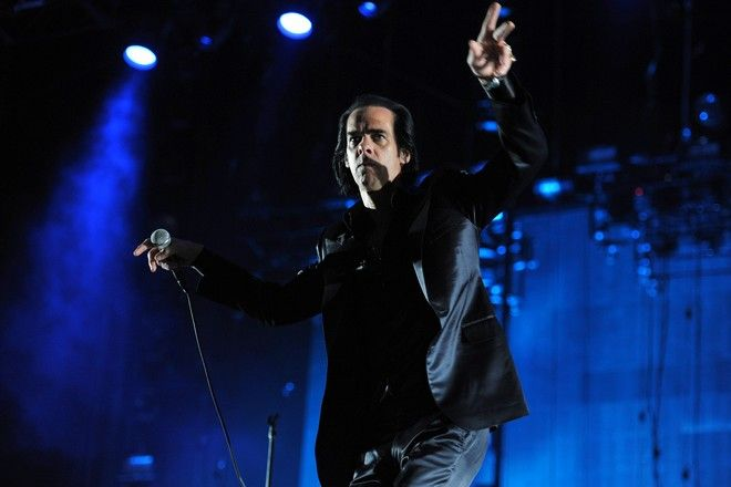 Nick Cave το 2013 στο Coachella (Photo by John Shearer/Invision/AP)