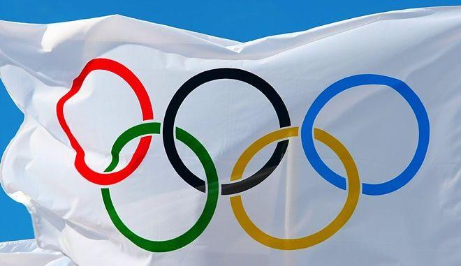 Σημαία Ολυμπιακών Αγώνων