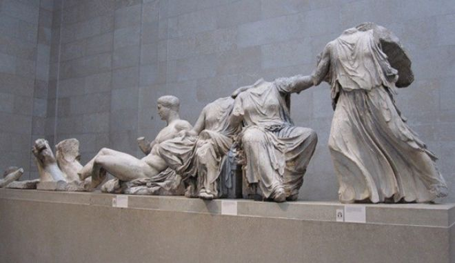 Κόρμπιν: Τα γλυπτά του Παρθενώνα πρέπει να επιστραφούν στην Αθήνα