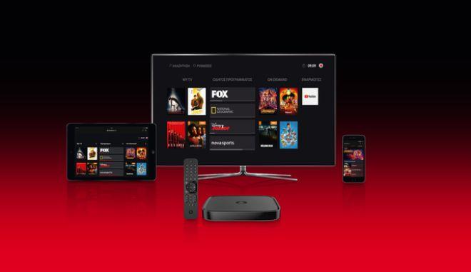 Vodafone TV: Έρχονται ριζικές αλλάγες