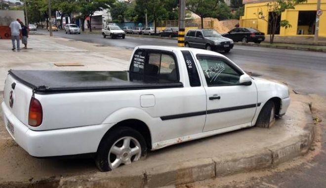 concrete car -  TV Globo.jpg