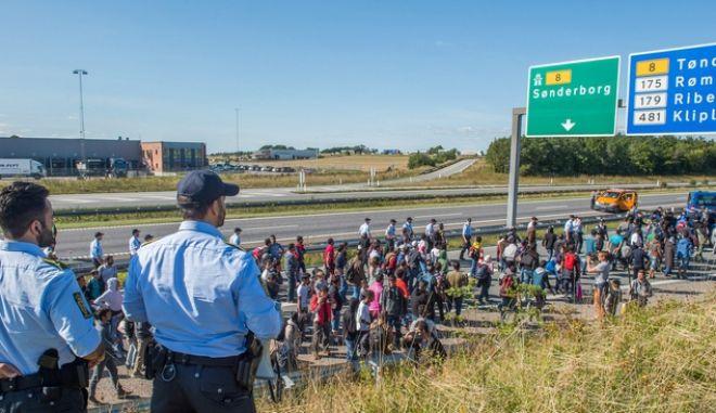 Τελικά 'βγάζουν' τη Γερμανία εκτός Σένγκεν. Η Δανία κλείνει τα σύνορα της