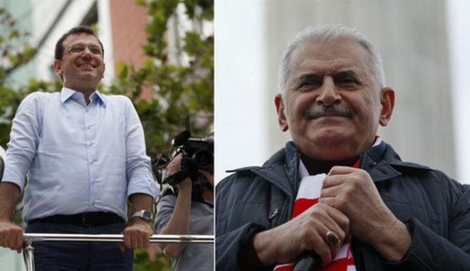 Εκλογές στην Κωνσταντινούπολη: Η μάχη Ιμάμογλου - Γιλντιρίμ και το στοίχημα του Ερντογάν