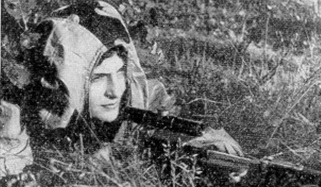 Μηχανή του Χρόνου: Οι 10 κορυφαίοι ελεύθεροι σκοπευτές του Β΄ Παγκοσμίου Πολέμου