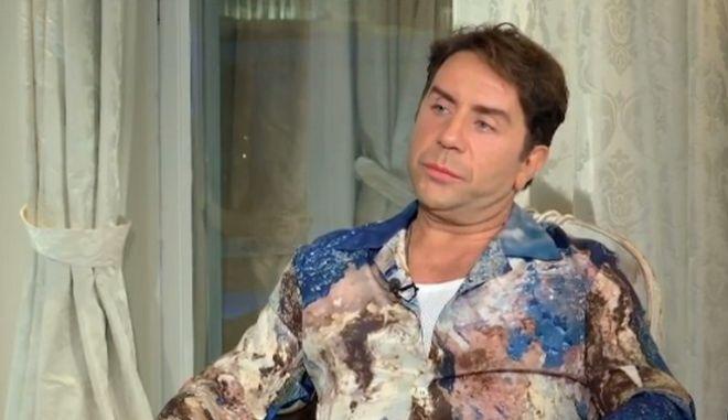 Ο Γιώργος Μαζωνάκης στο «Tik talk»