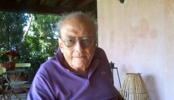 Έφυγε από τη ζωή ο Κάρολος Φιξ σε ηλικία 92 ετών