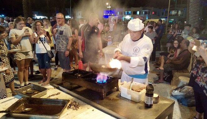Επιτυχημένη η γιορτή παραδοσιακών προϊόντων στην Καρδάμαινα.