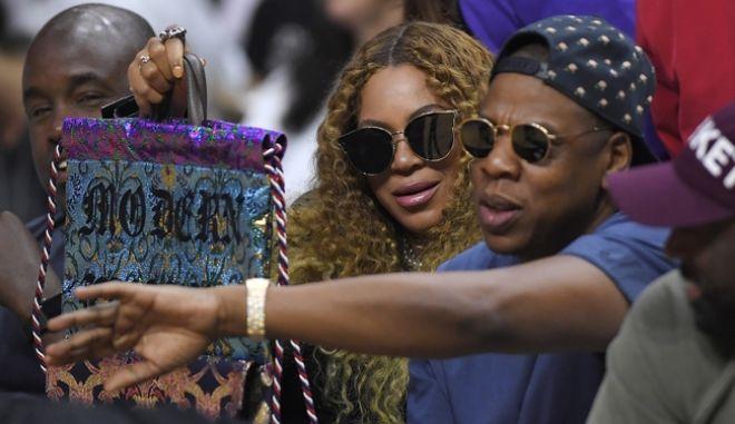 καρέ Beyone και Jay-Z