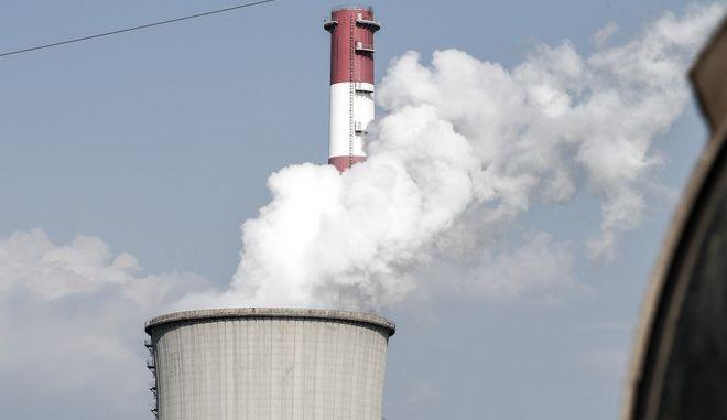 Εργοστάσιο παραγωγής ηλεκτρικού ρεύματος από λιγνίτη