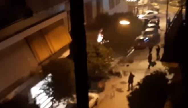 Ντοκουμέντο: Η εισβολή της αστυνομίας στην κατάληψη στην οδό Ματρόζου, Κουκάκι