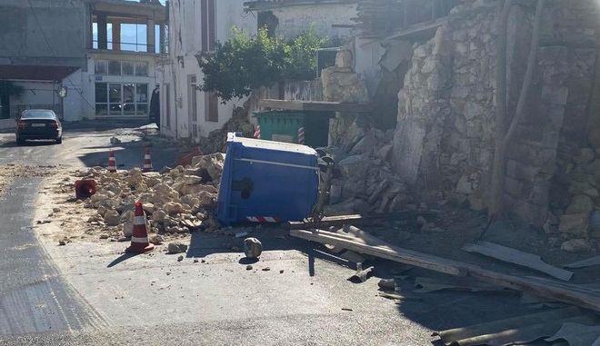 Μεγάλος σεισμός στο Ηράκλειο Κρήτης