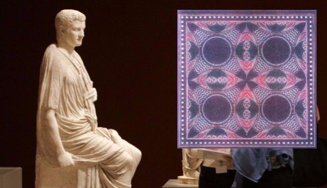 Κλεμμένο ψηφιδωτό από πλοίο του Καλιγούλα επιστρέφει στη Ρώμη