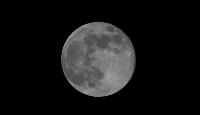 Μοναδικό βίντεο: Ρώσος κοσμοναύτης απαθανάτισε τη δύση της Σελήνης