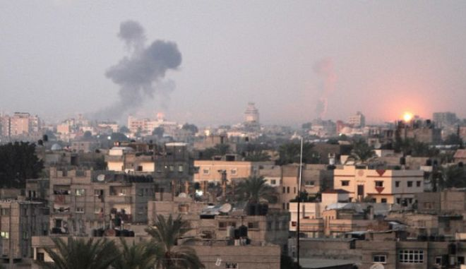 """""""Μια τρομακτική νύχτα στην Γάζα"""". Ένας Παλαιστίνιος περιγράφει"""