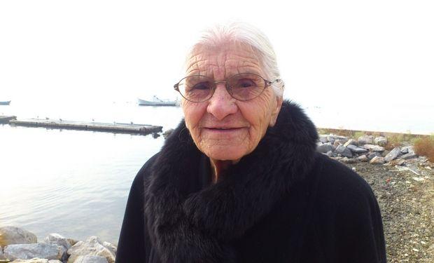 Μαρτυρία 96χρονης που έζησε τη Σμύρνη να καίγεται: