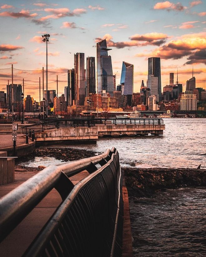 Hudson Yards, μια καινούργια γειτονιά στη Νέα Υόρκη