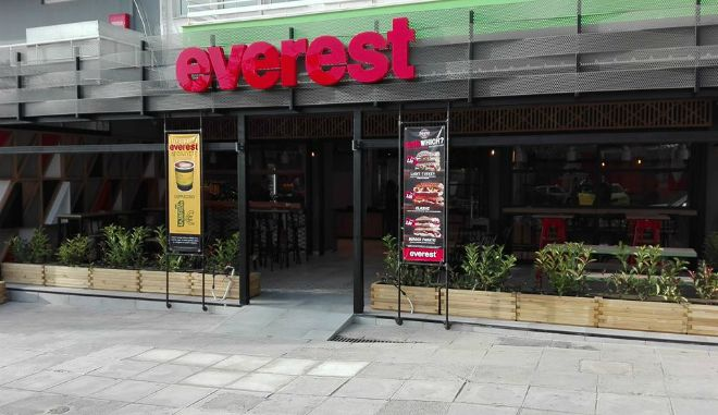 Everest: Δωρέαν καφές ή χυμός στους γιατρούς και τους νοσηλευτές