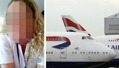 Σε διαθεσιμότητα αεροσυνοδός της British Airways - Έκανε στριπτίζ για να πουλήσει το καλσόν της