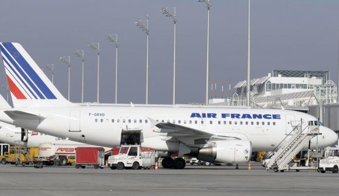 Αεροσκάφος τύπου Airbus A319 της Air France (φωτογραφία αρχείου)