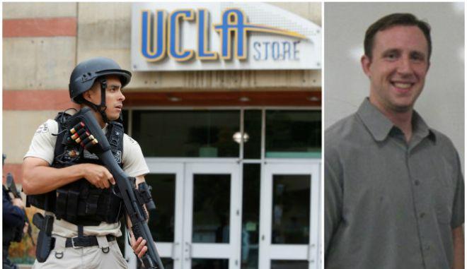 UCLA: Φοιτητής σκότωσε καθηγητή για κακούς βαθμούς και αυτοκτόνησε