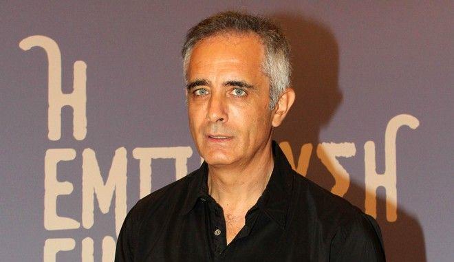 Ο ηθοποιός Σωκράτης Αλαφούζος