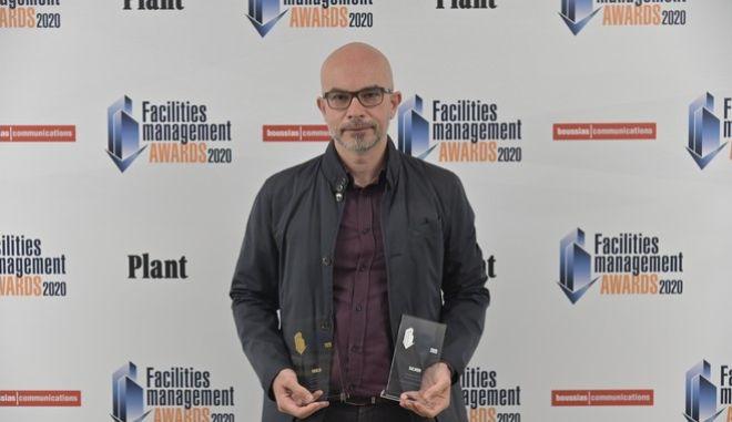 Χρυσό και Αργυρό βραβείο στα Facilities Management Awards 2020 για το καινοτόμο πρόγραμμα «Smart Tunnel»