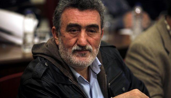 O αρχιφύλακας και υπεύθυνος Δημοσίων Σχέσεων της Ομοσπονδίας Σωφρονιστικών Υπαλλήλων Ελλάδας, Αντώνης Αραβαντινός