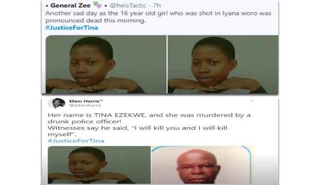 Twitter διαμαρτυρίες για βία κατά των γυναικών στη Νιγηρία