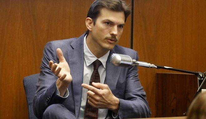 Κούτσερ Άστον, κατέθεσε στη δίκη