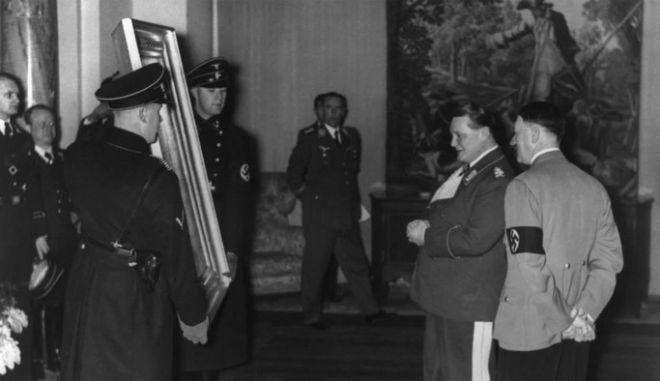 Το Βερολίνο διπλασιάζει τα κονδύλια για την επιστροφή των κλεμμένων έργων από τους Ναζί