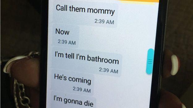 Το τελευταίο sms ενός από τα θύματα του Ορλάντο: 'Μαμά θα πεθάνω'