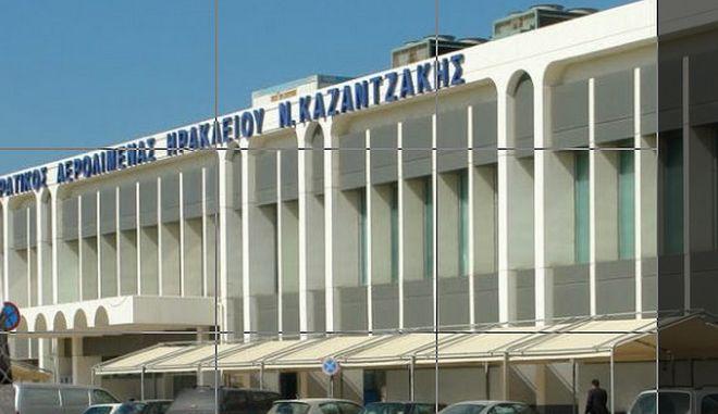 Συναγερμός με αναγκαστική προσγείωση αεροσκάφους στο αεροδρόμιο Ηρακλείου