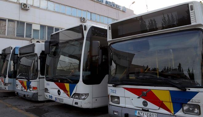 Λεωφορεία στη Θεσσαλονίκη