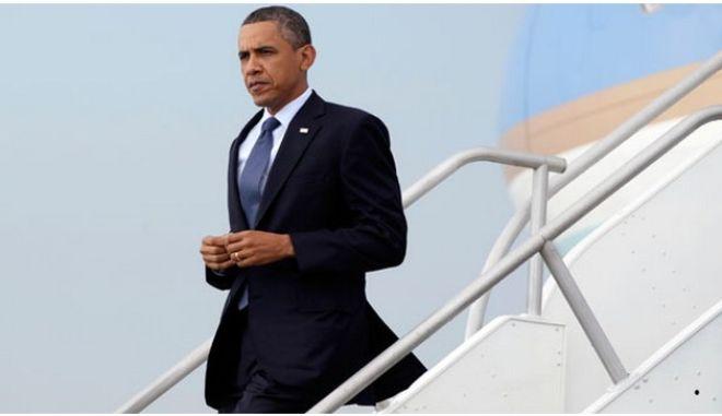 Έρχεται ο Ομπάμα