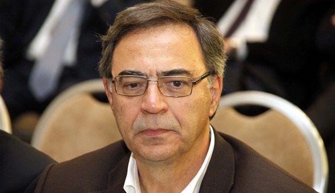Ο πρώην υπουργός Νίκος Χριστοδουλάκης