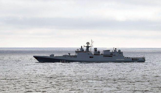 Πλοίο στην Κριμαία (φωτογραφία αρχείου)