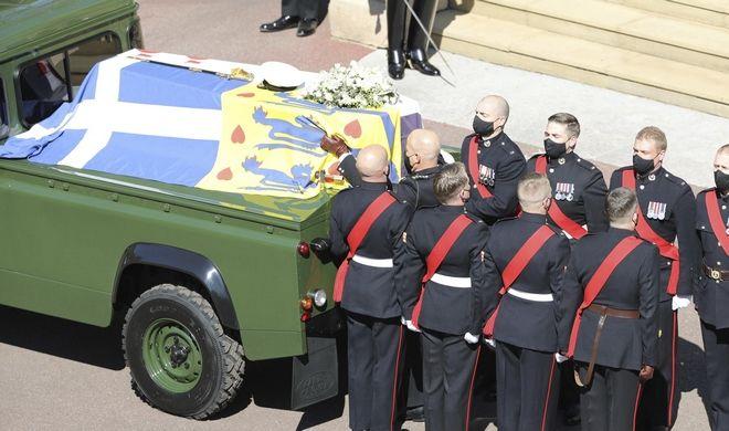 Πρίγκιπας Φίλιππος: Μνεία και στην Ελλάδα
