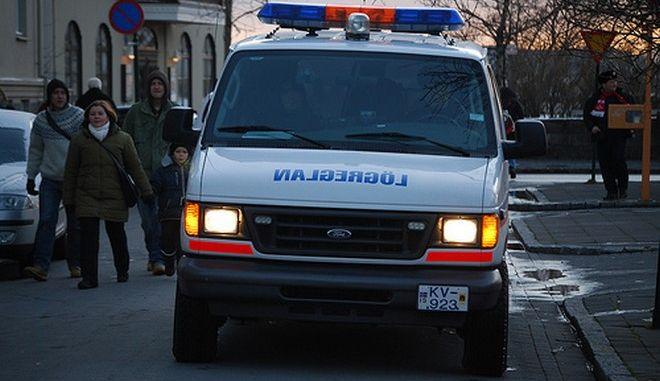 Ο πρώτος νεκρός από πυρά της ισλανδικής αστυνομίας