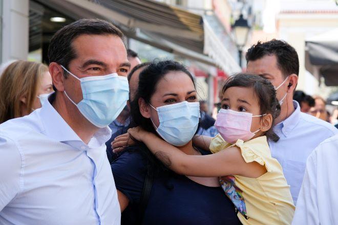 ΣΥΡΙΖΑ: Τα καλάσνικοφ σφυρίζουν και η ΝΔ