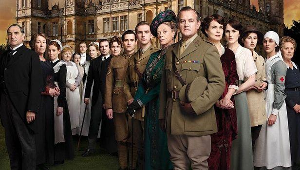 To Downton Abbey ετοιμάζεται να μετακομίσει στην μεγάλη οθόνη