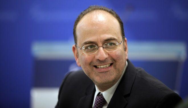 Ο σύμβουλος του Προέδρου της ΝΔ, Μακάριος Λαζαρίδης
