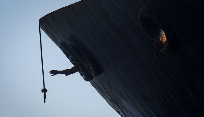 Δεξαμενόπλοιο (ΦΩΤΟ Αρχείου)