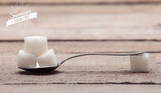 Δεν φαντάζεσαι πόσες θερμίδες έχει ένα κουταλάκι ζάχαρη